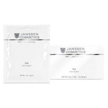 Prášková maska Goji antioxidant